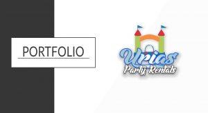 Portfolio Banner for Urias Party Rentals